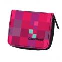 Młodzieżowy portfel damski Coolpack Red Berry 522