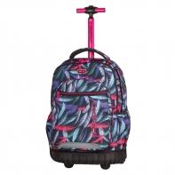 Plecak szkolny na kółkach CoolPack Swift Plumes 964