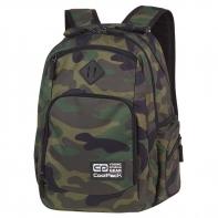 Młodzieżowy plecak szkolny CoolPack Break 29 l, Camouflage Classic A386