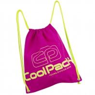 Worek szkolny Coolpack Sprint Neon Pink