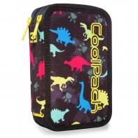 Podwójny piórnik z wyposażeniem, Coolpack Jumper 2, A66200