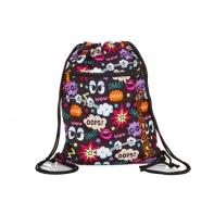 Worek na obuwie Coolpack Shoe Bag, Vert Led Comics, A70202