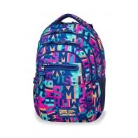 Młodzieżowy plecak szkolny CoolPack College Tech 25L, Missy, B36100