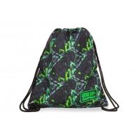 Worek na obuwie Coolpack Solo, Electric Green B72099