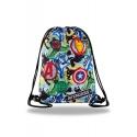 Worek na obuwie Coolpack ©Disney z kultowym bohaterem Avengers