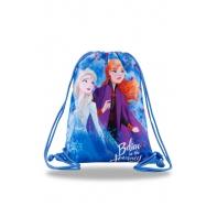Worek na obuwie Coolpack Disney z kultowej bajki Kraina Lodu