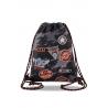 Worek na obuwie Coolpack Sprint, Badges Black B73152