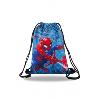 Worek na obuwie ©Marvel Coolpack z kultowej bajki Spiderman