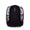 Lekki plecak szkolny CoolPack Prime 23L, PASTEL LEAVES B25050