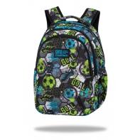 Plecak dwukomorowy 21L Coolpack Joy S, Football C48230
