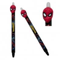Długopis wymazywalny Colorino Marvel SPIDERMAN, czarny