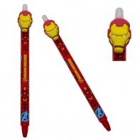 Długopis wymazywalny Colorino Marvel AVENGERS IRON MAN, czerwony