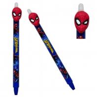 Długopis wymazywalny Colorino Marvel SPIDERMAN, niebieski