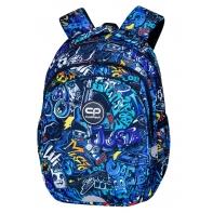 Plecak szkolny 21L Coolpack Jerry GRAFFITI